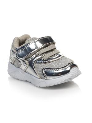 Кросівки сріблясті | 4412943