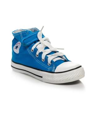 Кеды голубые | 4400406