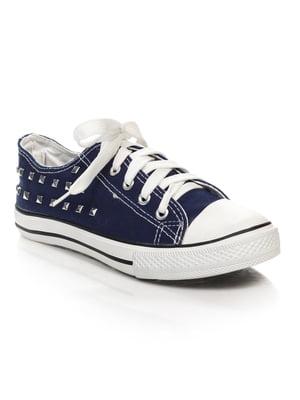 Кеды синие | 4409346