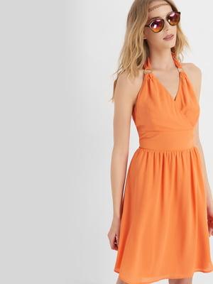 Сукня помаранчева | 4414759
