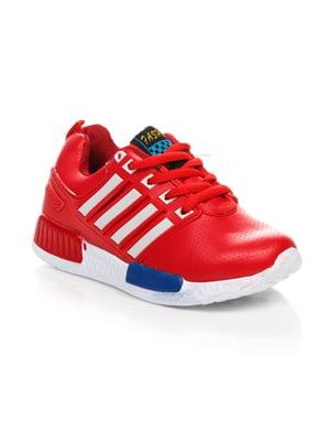 Кросівки червоні | 4412573