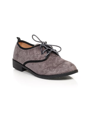 Туфли серые | 4448558