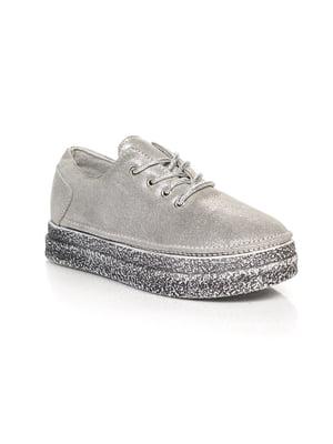 Туфли серебристые | 4448541