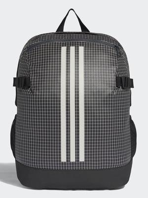 Рюкзак черный в клетку | 4442984