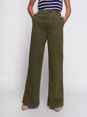 Штани зелені | 2750123