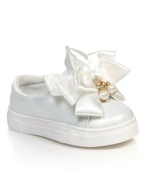 Туфлі білі | 4409381