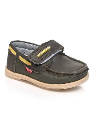 Туфлі кольору хакі | 4409391