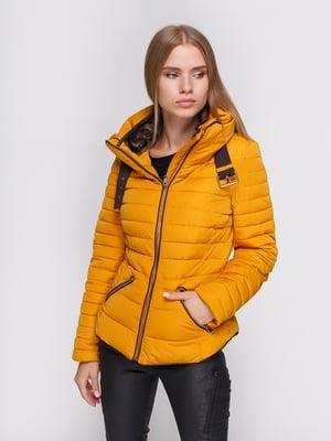 Куртка желтая | 3911011
