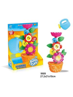Іграшка для ванни «Квітковий фонтан»   4459202