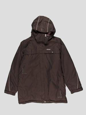 Куртка сіра | 27965