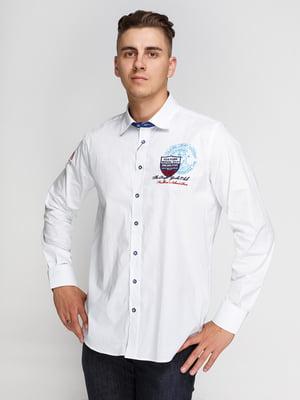 Сорочка біла | 3791154