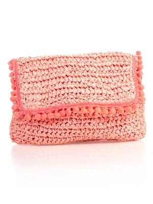 Косметичка рожева | 3011317