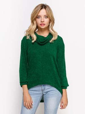 Свитер зеленый | 3666453