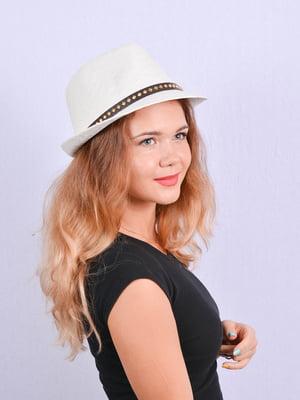 Шляпа бежевая   4460734