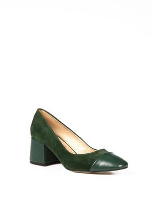 Туфлі зелені | 4461182