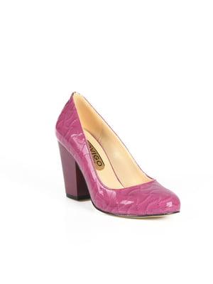 Туфлі фіолетові | 4461206