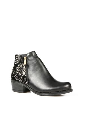 Ботинки черные | 4461621