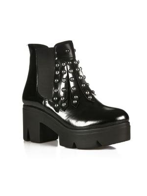 Ботинки черные | 4462166