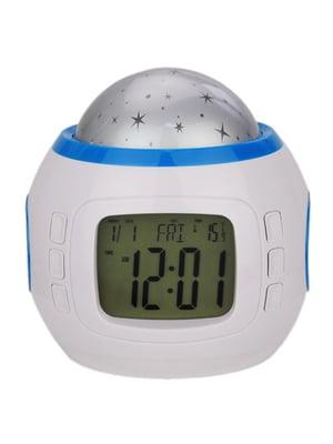 Будильник-проектор звездного неба Sky Calendar | 2373303