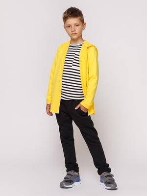 Кардиган жовтий | 4444652