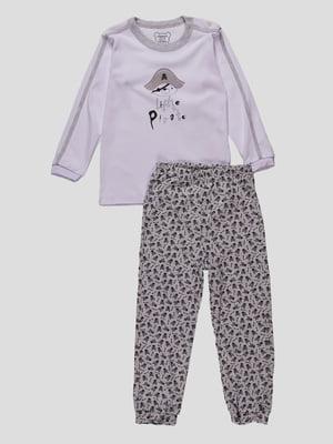 Піжама: джемпер і штани | 4460464