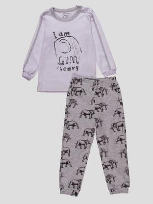 Піжама: джемпер і штани | 4460463