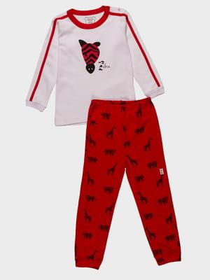 Піжама: джемпер і штани | 4460462