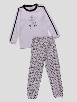 Піжама: джемпер і штани | 4460458