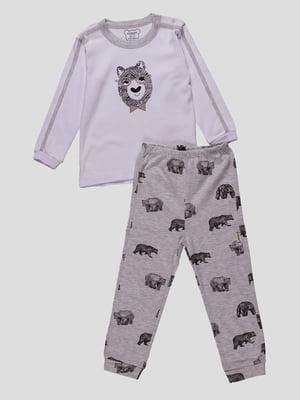 Піжама: джемпер і штани | 4460465