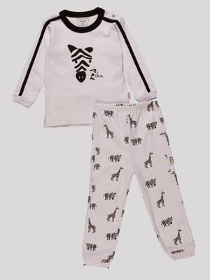 Піжама: джемпер і штани | 4460460