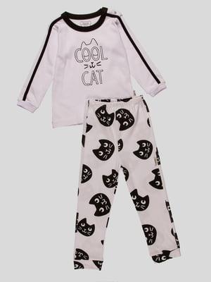 Піжама: джемпер і штани | 4460459
