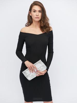 Сукня чорна - CARICA - 4463629