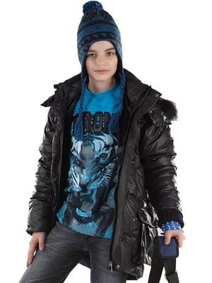 Куртка чорна | 4464066