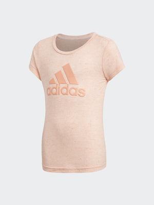 Футболка светло-розовая   4458750