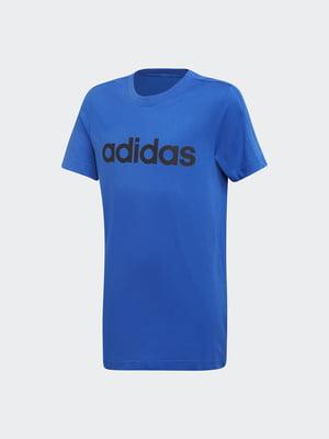 Футболка кольору електрик | 4458788