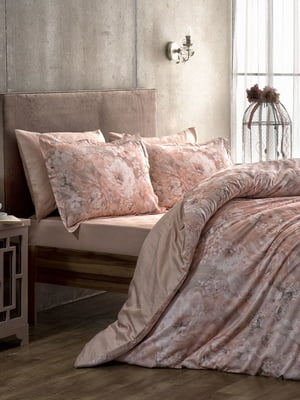 Комплект постельного белья двуспальный (евро) | 4457154