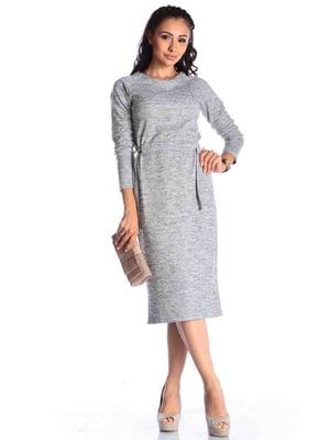 Платье серое | 4465658