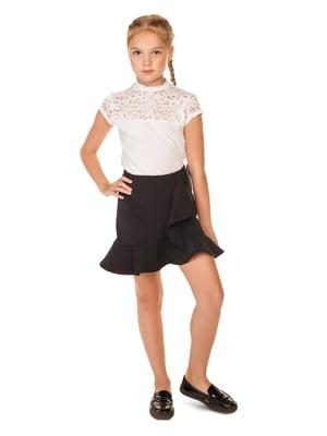 Блуза белая | 4466114