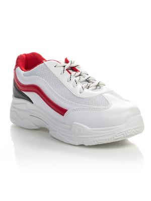 Кроссовки белые | 4462857