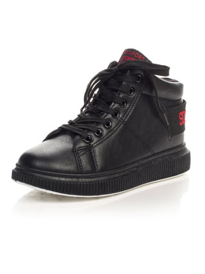 Ботинки черные | 4462853
