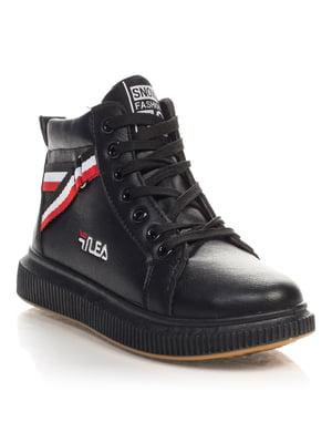 Ботинки черные | 4462854