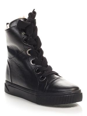Ботинки черные | 4454104