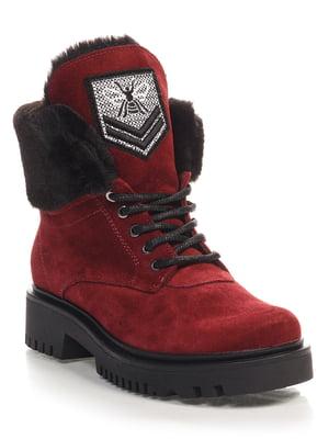 Ботинки черные | 4454097