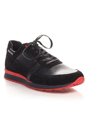 Кросівки чорні | 4462577