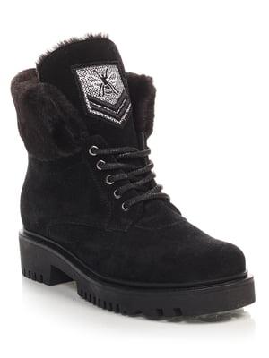 Ботинки черные | 4454107