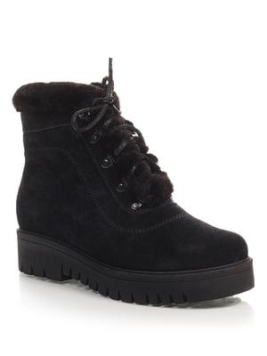 Ботинки черные | 4454096