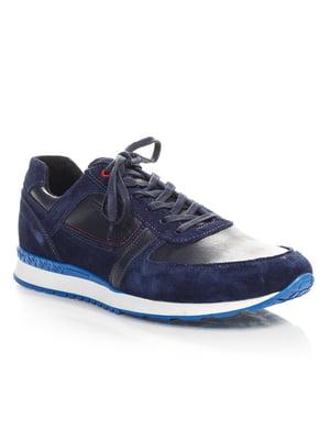 Кроссовки синие | 4462576