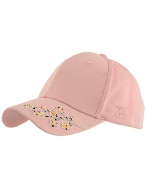 Бейсболка рожева | 4331757