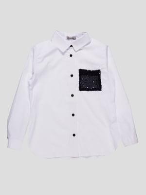 Блуза біла | 4463180