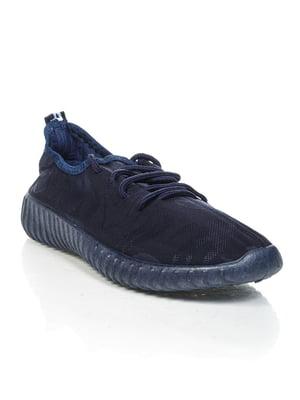 Кроссовки темно-синие | 4452785